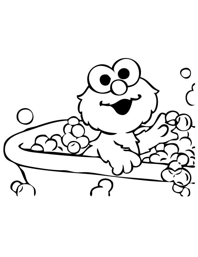 elmo 1st birthday coloring pages elmo clipart template elmo template transparent free for birthday coloring 1st elmo pages