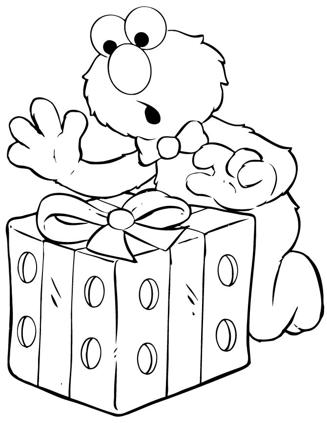 elmo 1st birthday coloring pages pin by april dikty ordoyne on cookie monster elmo pages birthday elmo 1st coloring