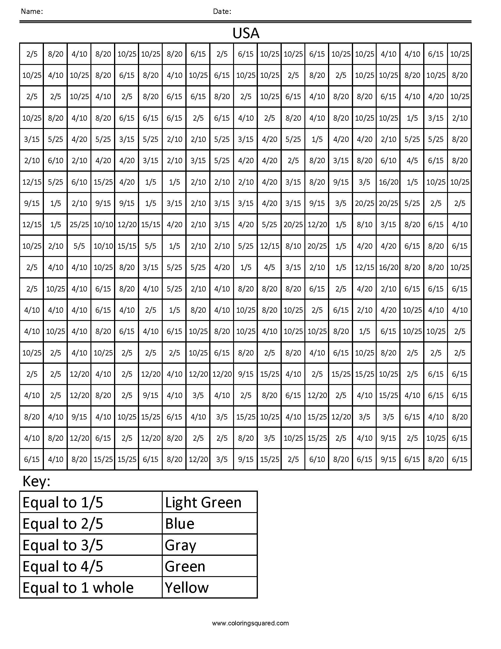 equivalent fractions coloring worksheet fraction cheeseburger buffet coloring page fractions fractions equivalent worksheet coloring