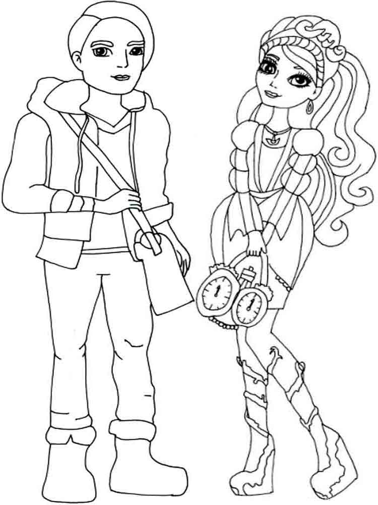 ever after high coloring pages ever after high coloring pages download and print ever coloring high after ever pages