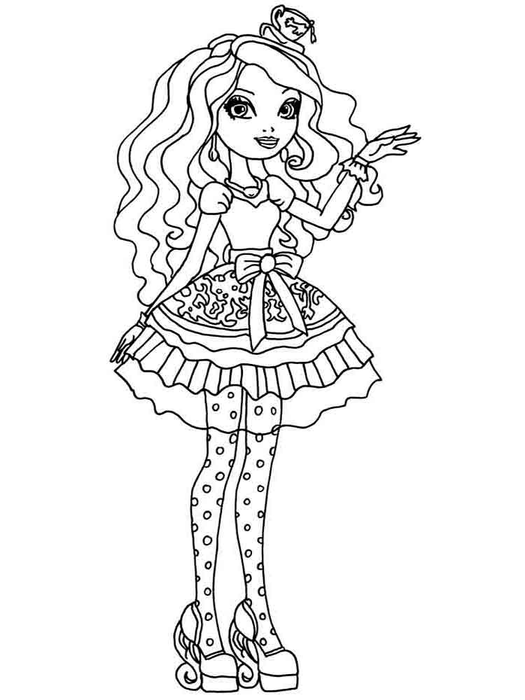 ever after high coloring pages ever after high coloring pages download and print ever ever coloring after high pages