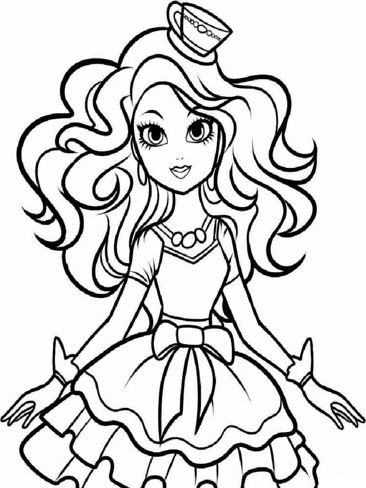 ever after high coloring pages ever after high coloring pages download and print ever pages after coloring high ever