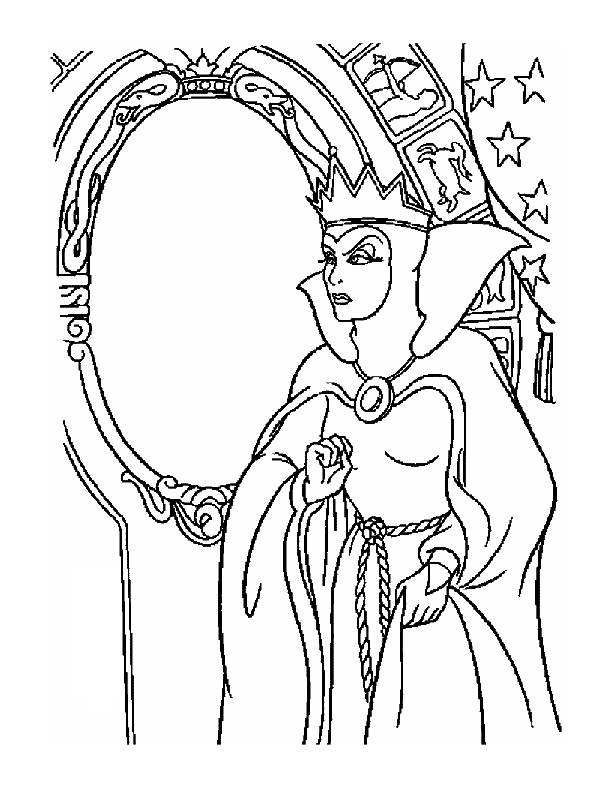 evil queen coloring pages how to draw snow white easy step by step disney queen evil coloring pages