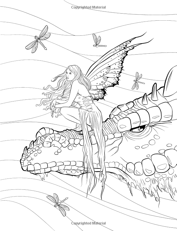 fairy and dragon coloring pages 1623 best images about color n relax on pinterest fairy coloring pages and dragon