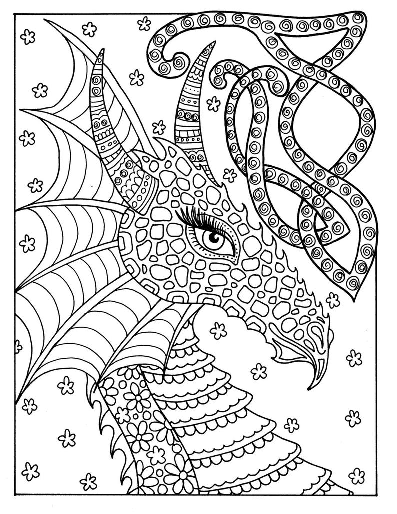 fairy and dragon coloring pages fairies and dragons coloring book for all ages adults kids coloring and dragon fairy pages