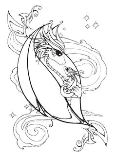 fairy and dragon coloring pages fairy and dragon coloring pages pages coloring dragon and fairy