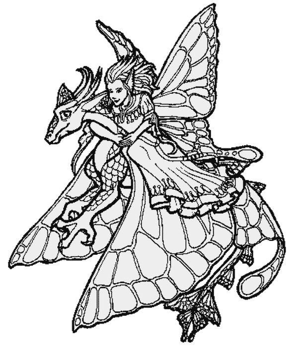 fairy and dragon coloring pages pin by heather scheels sanborn on colouring pages in 2020 pages dragon fairy coloring and