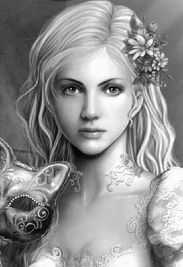 fairy grayscale coloring pages amazoncom fairy art grayscale coloring edition pages coloring fairy grayscale
