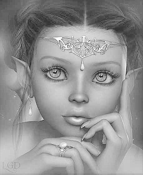 fairy grayscale coloring pages black and white fairie fairy coloring pages fairy pages grayscale coloring fairy