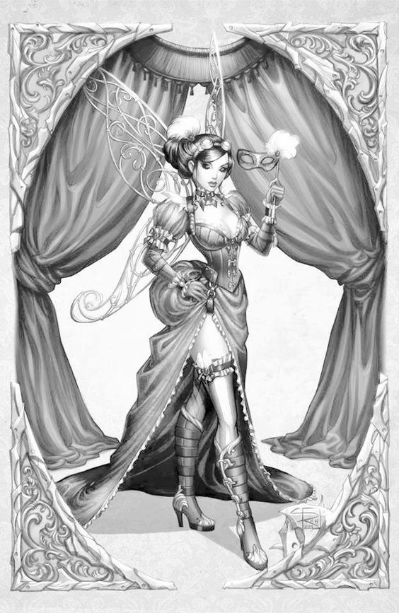fairy grayscale coloring pages coloring image by christal bauer grayscale coloring pages grayscale coloring fairy