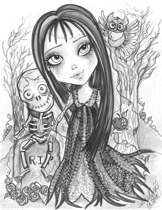 fairy grayscale coloring pages foxie fairy tangles printable coloring sheets by norma j coloring pages fairy grayscale