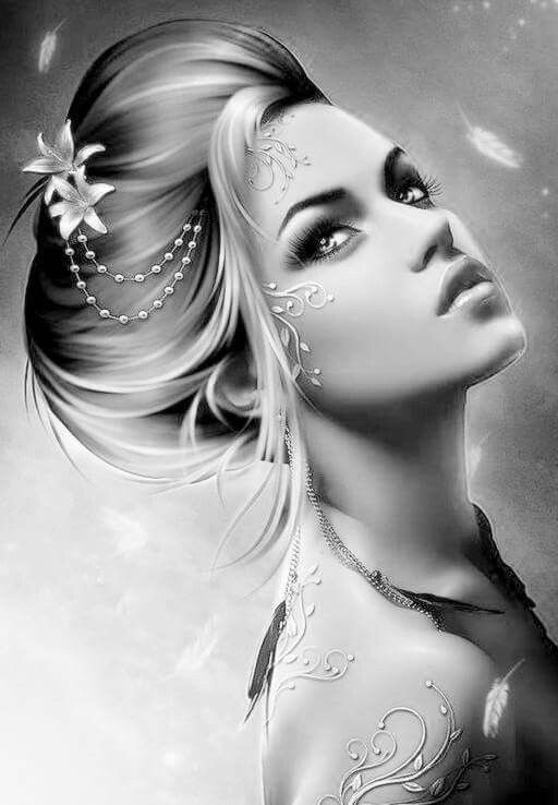 fairy grayscale coloring pages image result for grayscale fairy angel fantasy art fairy grayscale fairy coloring pages