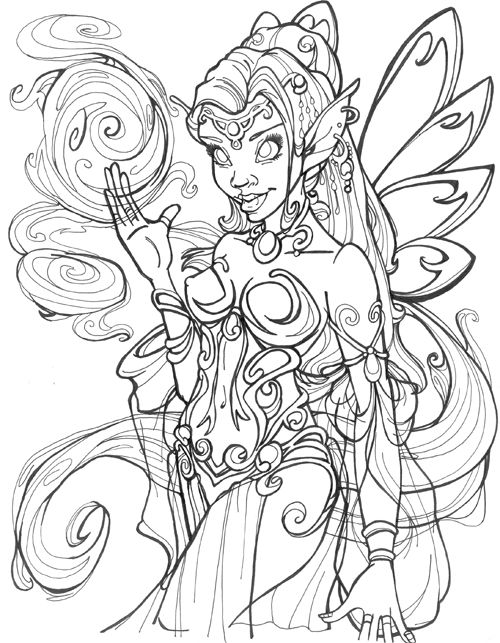 fairy queen coloring pages fairy queen coloring page educationcom queen fairy coloring pages