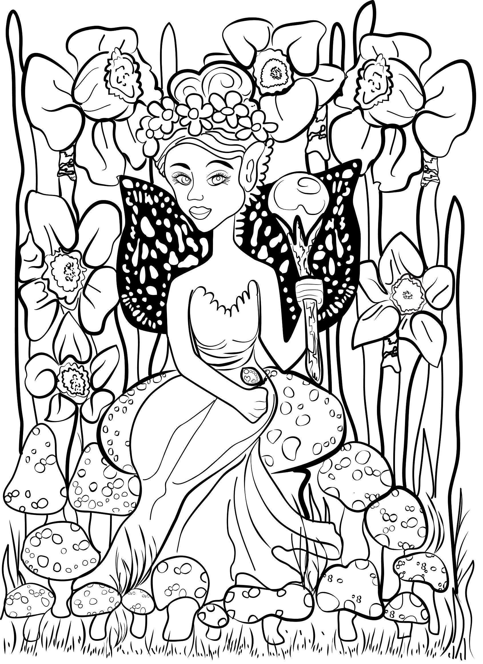 fairy queen coloring pages fairy queen coloring pages shopping guide we are number coloring queen fairy pages