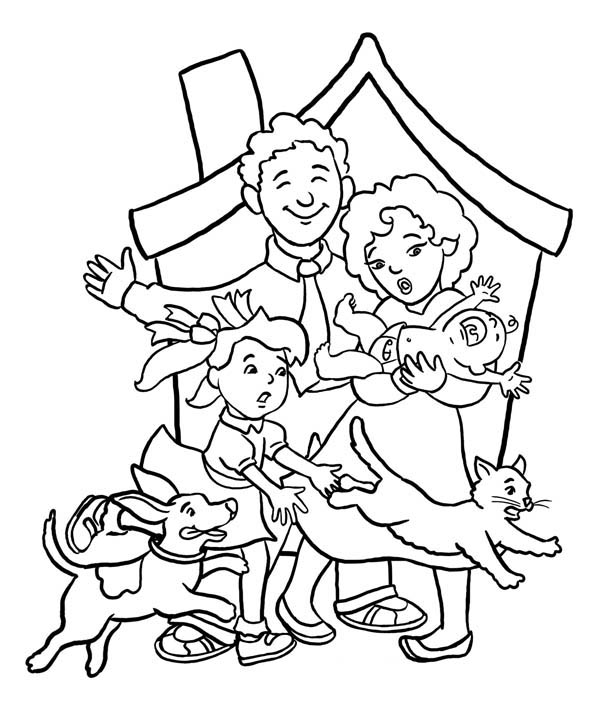 family coloring pages all family member coloring page coloring sky pages family coloring