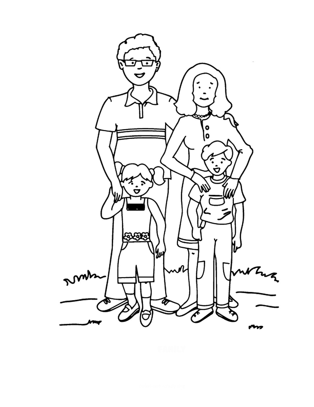 family coloring pages doc mcstuffins family coloring page free doc mcstuffins coloring family pages