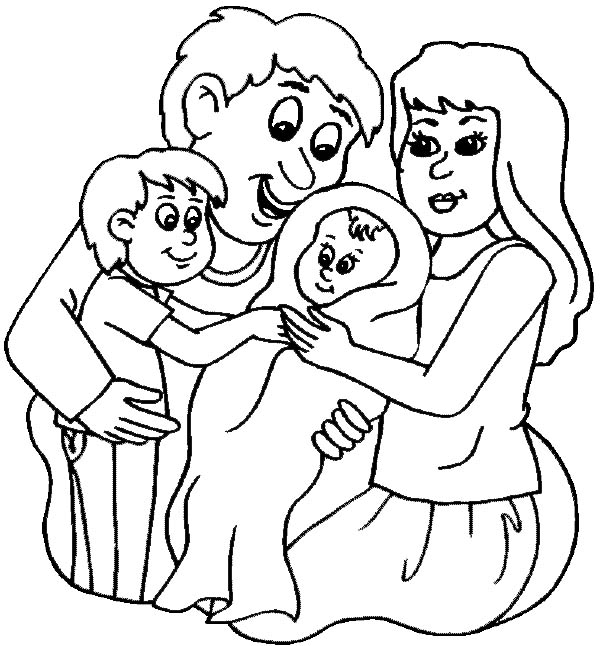 family coloring pages new family member coloring page coloring sky family coloring pages