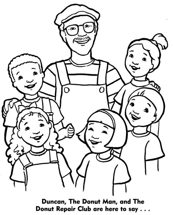 family coloring pages printable happy family coloring page at getcoloringscom free pages printable family coloring