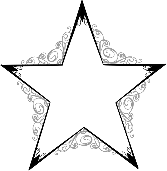 fancy star coloring pages 60 star coloring pages customize and print ad free pdf coloring fancy pages star