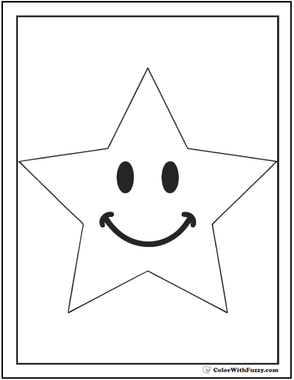fancy star coloring pages 60 star coloring pages customize and print ad free pdf fancy star coloring pages