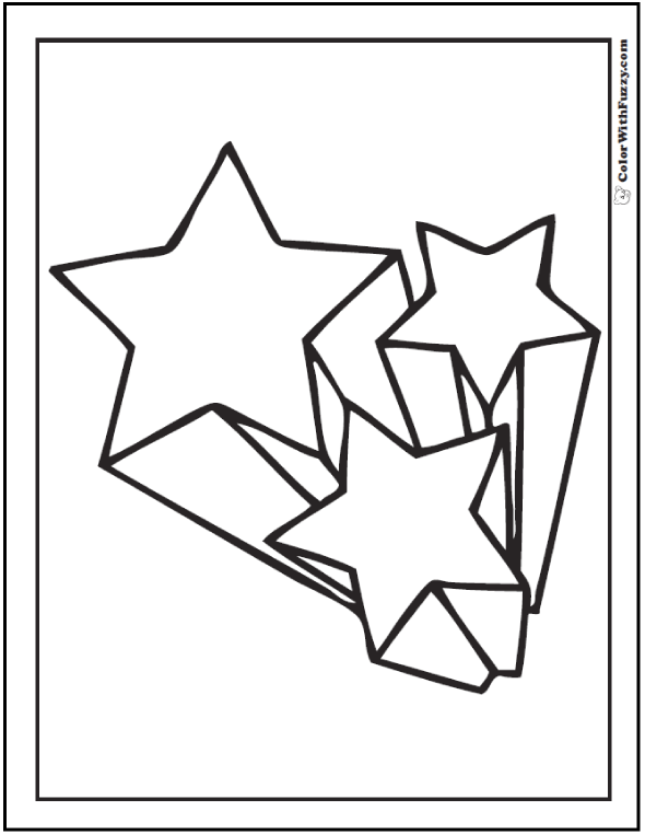 fancy star coloring pages 60 star coloring pages customize and print pdf coloring star pages fancy