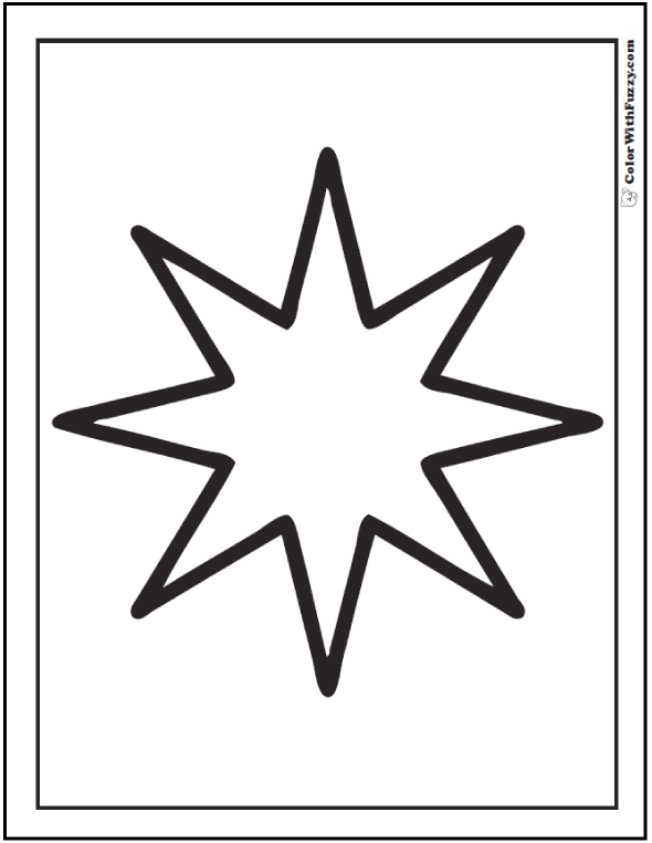 fancy star coloring pages free stars line cliparts download free clip art free pages star coloring fancy