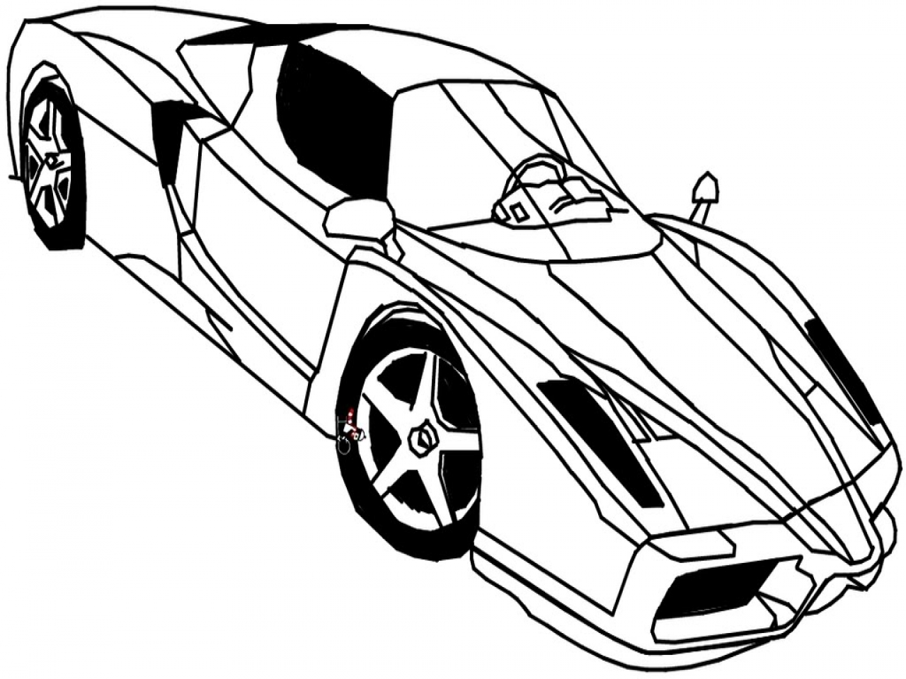 ferrari coloring pictures coloring pages ferrari coloring page coloring pictures ferrari
