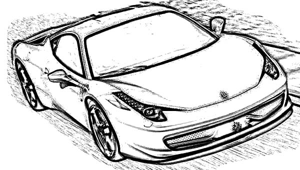 ferrari coloring pictures ferrari coloring pages to download and print for free pictures ferrari coloring