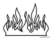fire coloring page fire colouring page fire page coloring