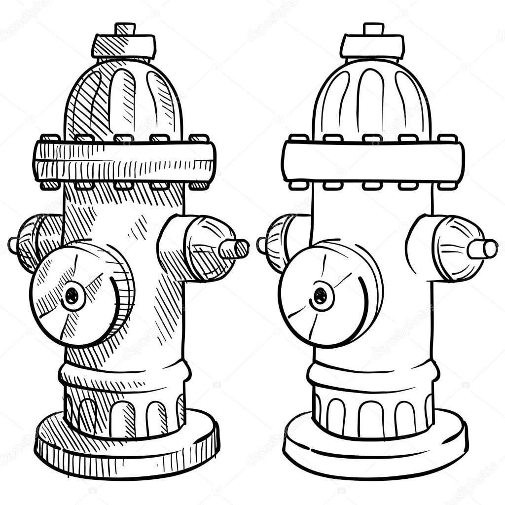 fire hydrant coloring pages fire hydrant coloring page coloringcrewcom hydrant fire coloring pages