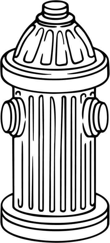 fire hydrant coloring pages fire hydrant coloring pages coloring pages 2019 fire hydrant coloring pages