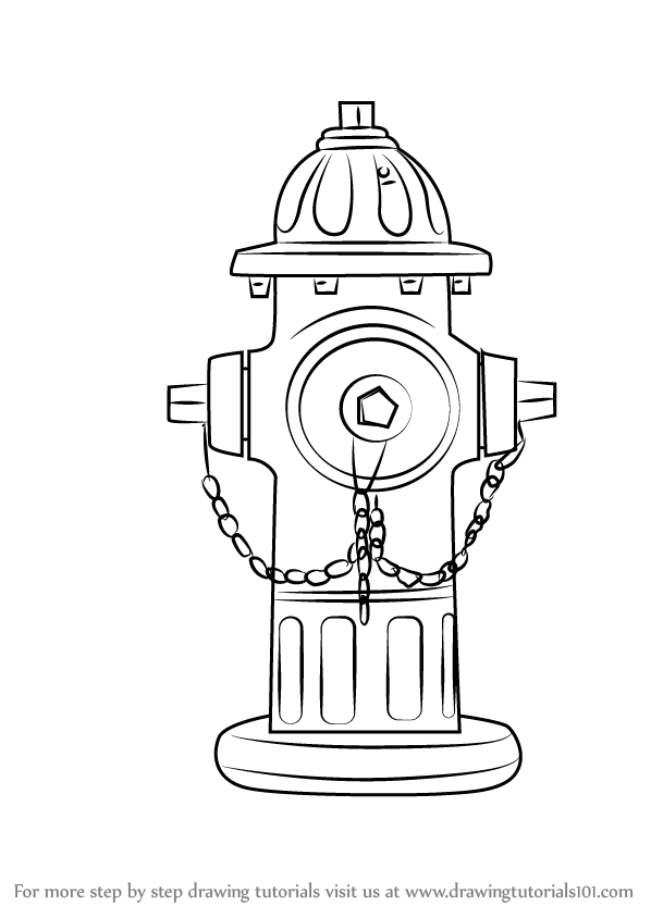 fire hydrant coloring pages fire hydrant colouring pages sketch coloring page hydrant fire pages coloring