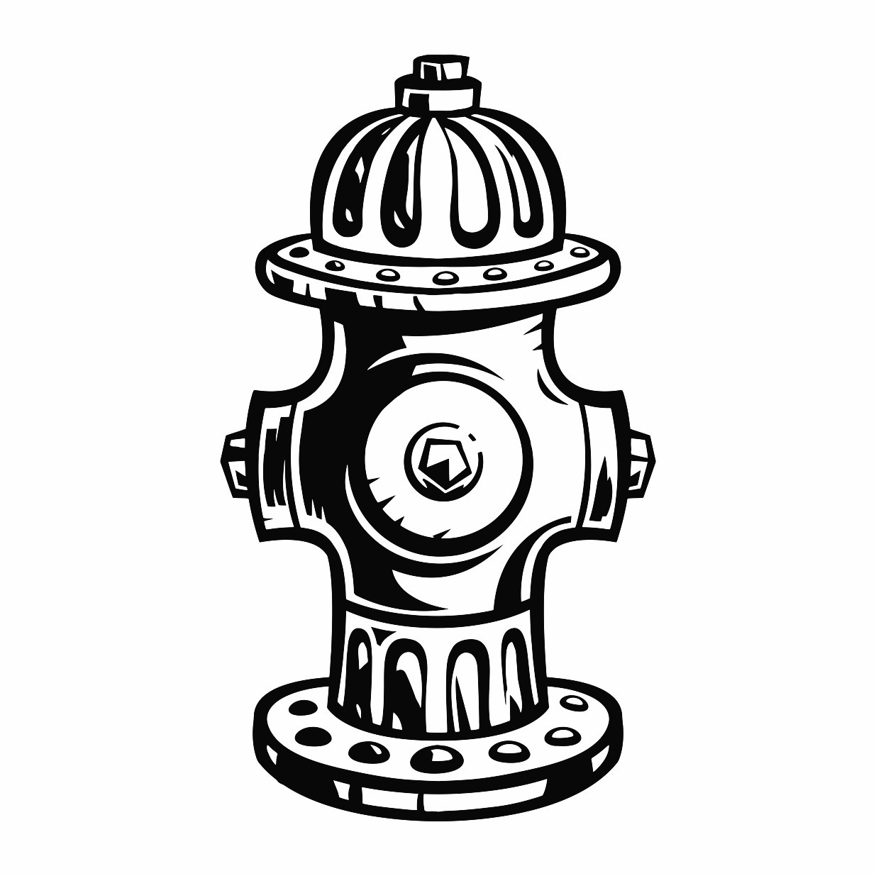 fire hydrant coloring pages how to draw fire hydrant drawingtutorials101com with coloring hydrant fire pages