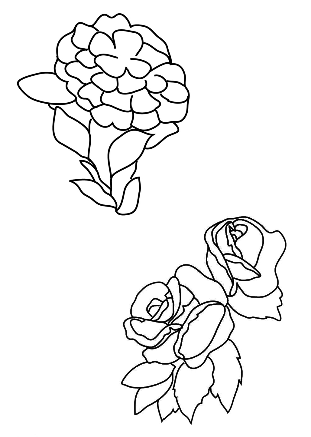 flower coloring book pages flower coloring pages book pages flower coloring