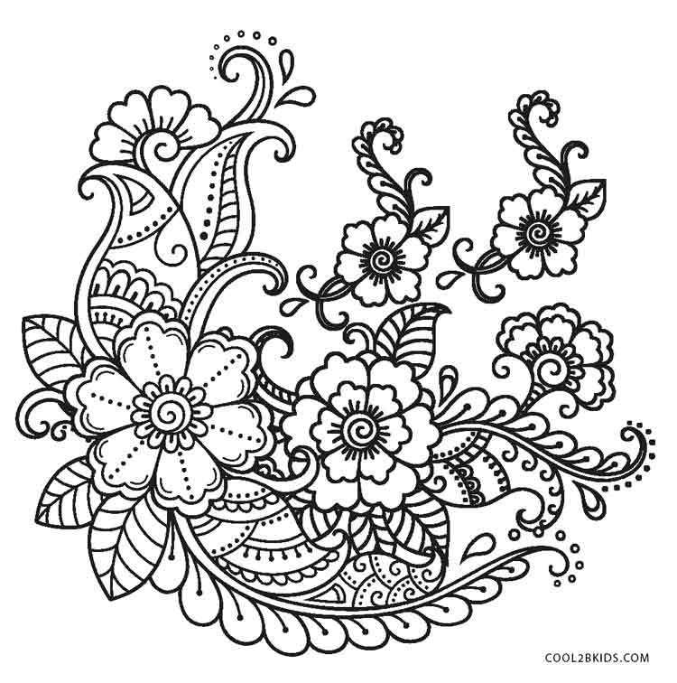 flower coloring book pages free printable flower coloring pages for kids cool2bkids flower coloring book pages