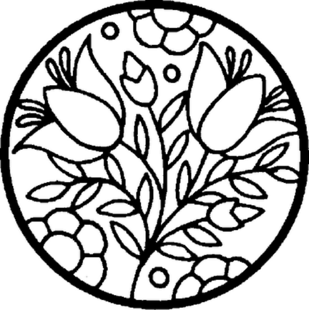 flower coloring page flower coloring page flower coloring page