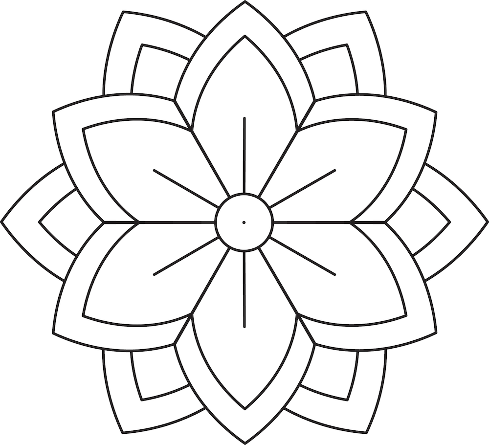flower pattern coloring pages flower pattern coloring pages coloring pattern flower pages