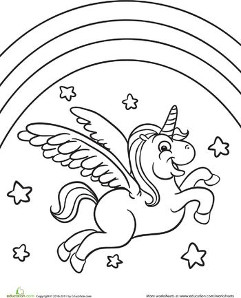 flying unicorn coloring pages flying unicorn coloring pages for kids flying unicorn coloring pages