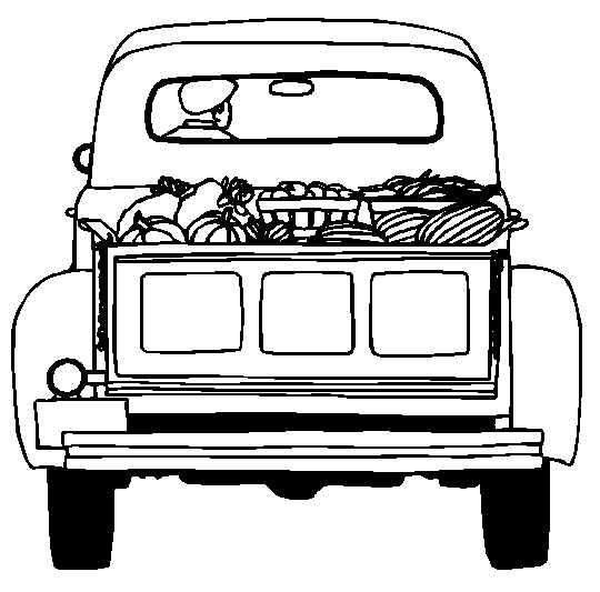 food truck coloring page rangel food authentic mexican food truck in tucson arizona truck page coloring food