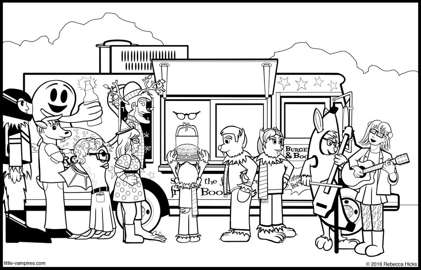 food truck coloring page very easy coloring page of fire truck in easy truck page coloring food truck