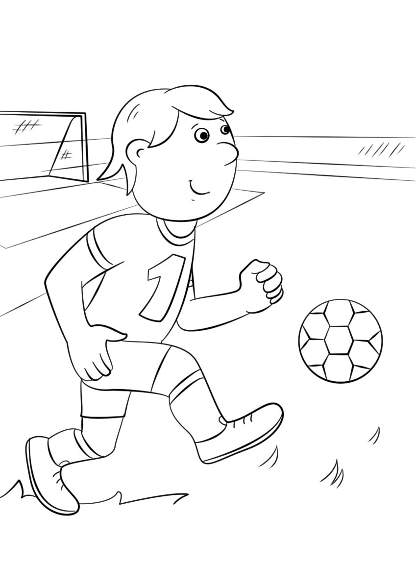 football pictures to colour and print 48 best sports coloring pages images on pinterest print to and pictures colour football