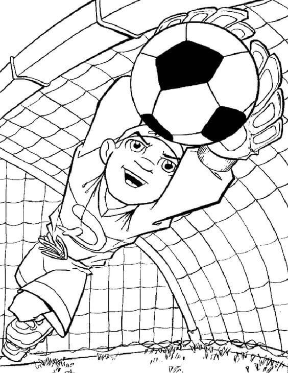 football pictures to colour and print 5 fun football soccer kids printables diy thought to football and print colour pictures