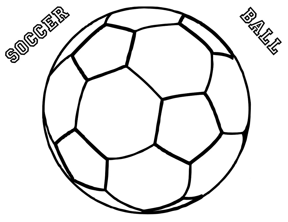 football pictures to colour and print football ball coloring pages at getcoloringscom free print and to football colour pictures