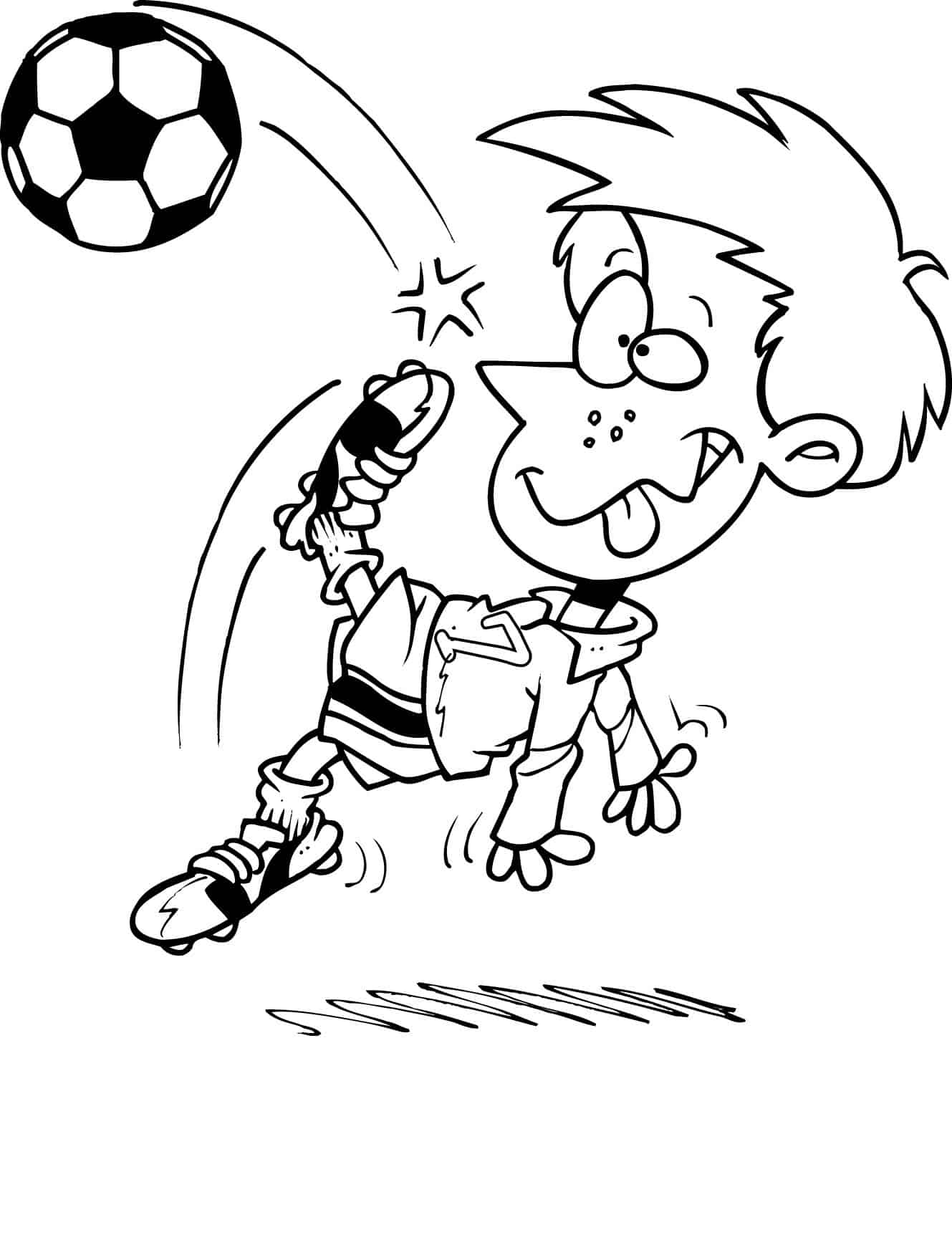 football pictures to colour and print football coloring pages kids should have five facts colour print pictures football and to