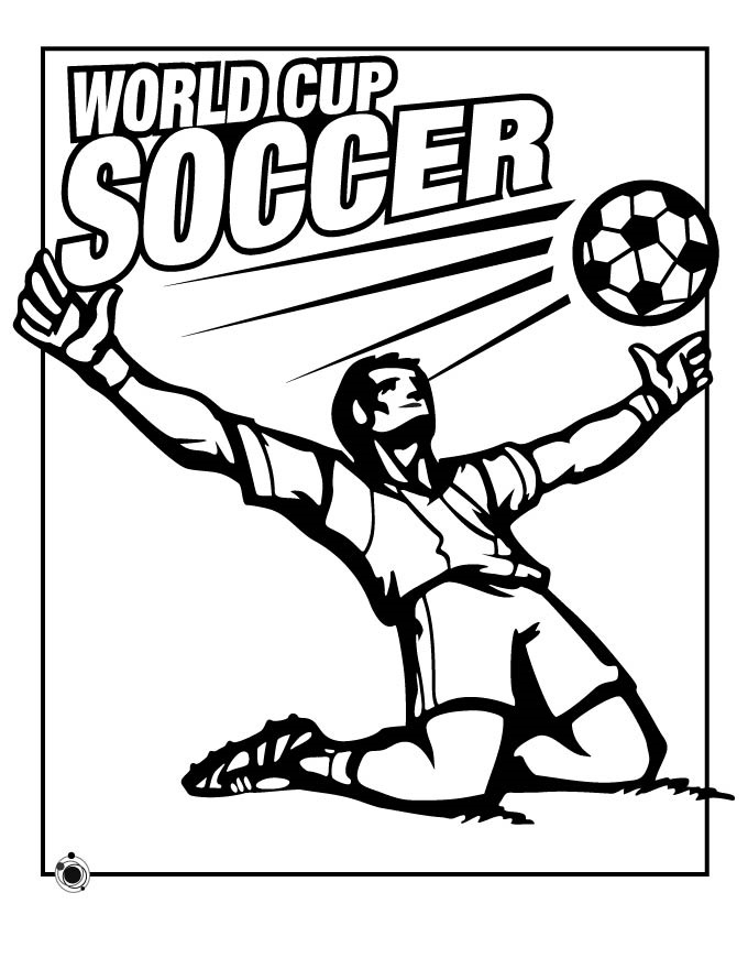 football pictures to colour and print free printable soccer coloring pages for kids pictures football colour to print and