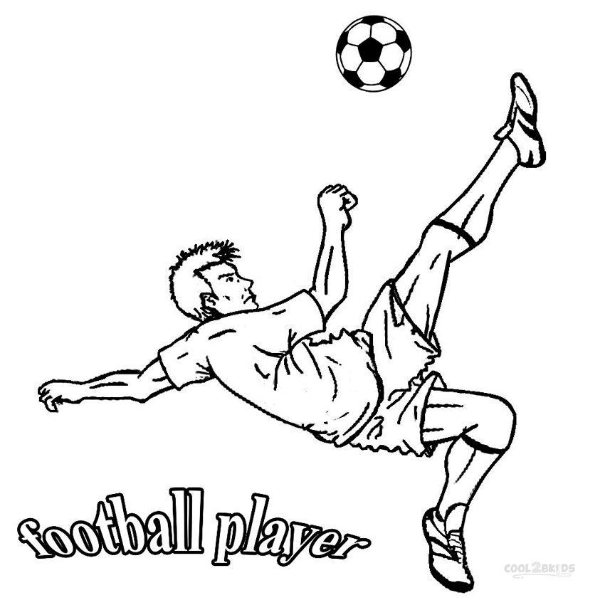 football pictures to colour and print soccer worksheets for kids free activity shelter print football pictures to colour and