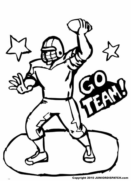 football team coloring pages team pages coloring team football pages