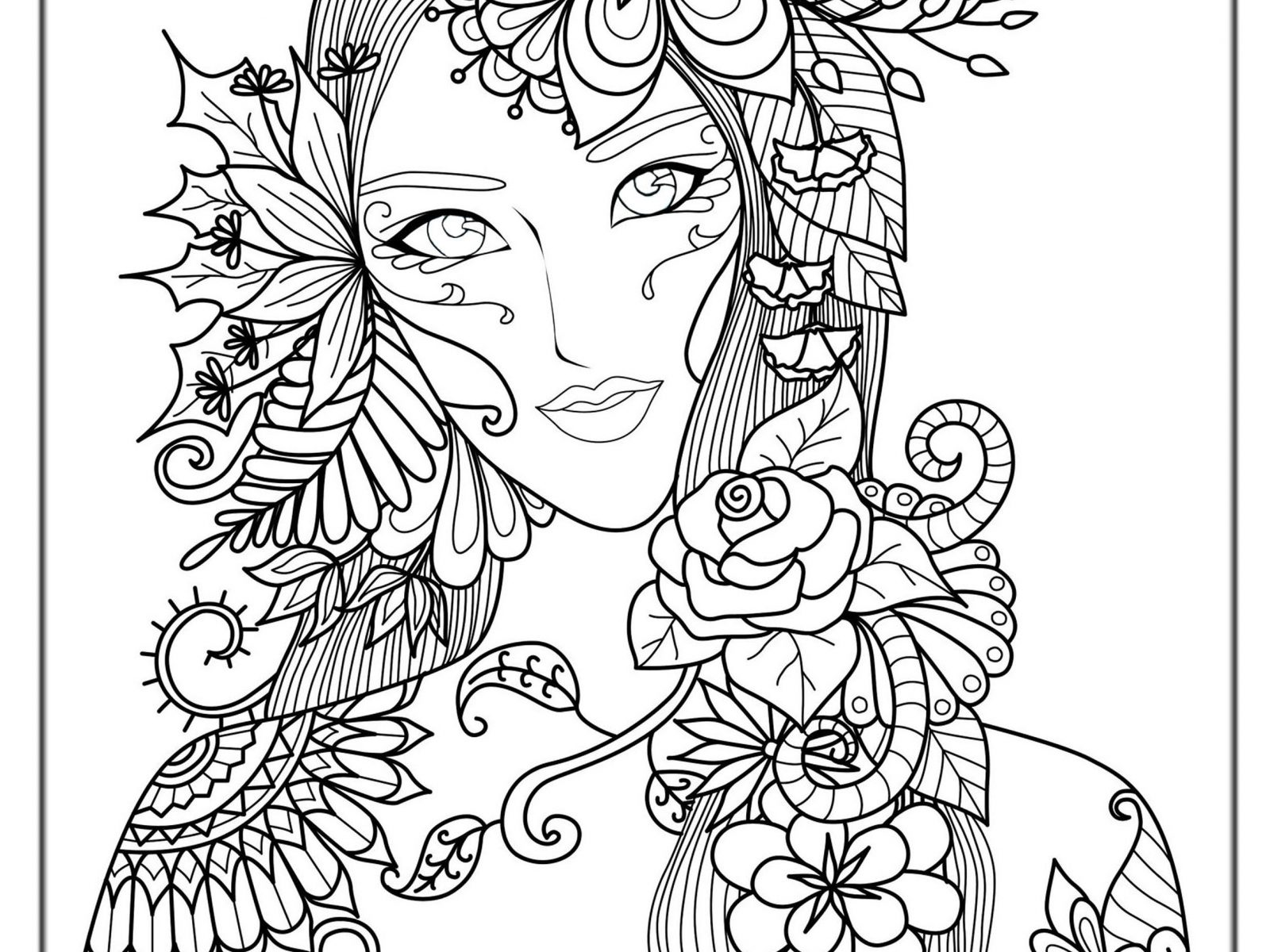for coloring free printable tangled coloring pages for kids for coloring 1 1