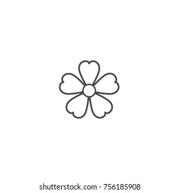 forget me not outline forget me not coloring pages flower coloring pages forget me outline not