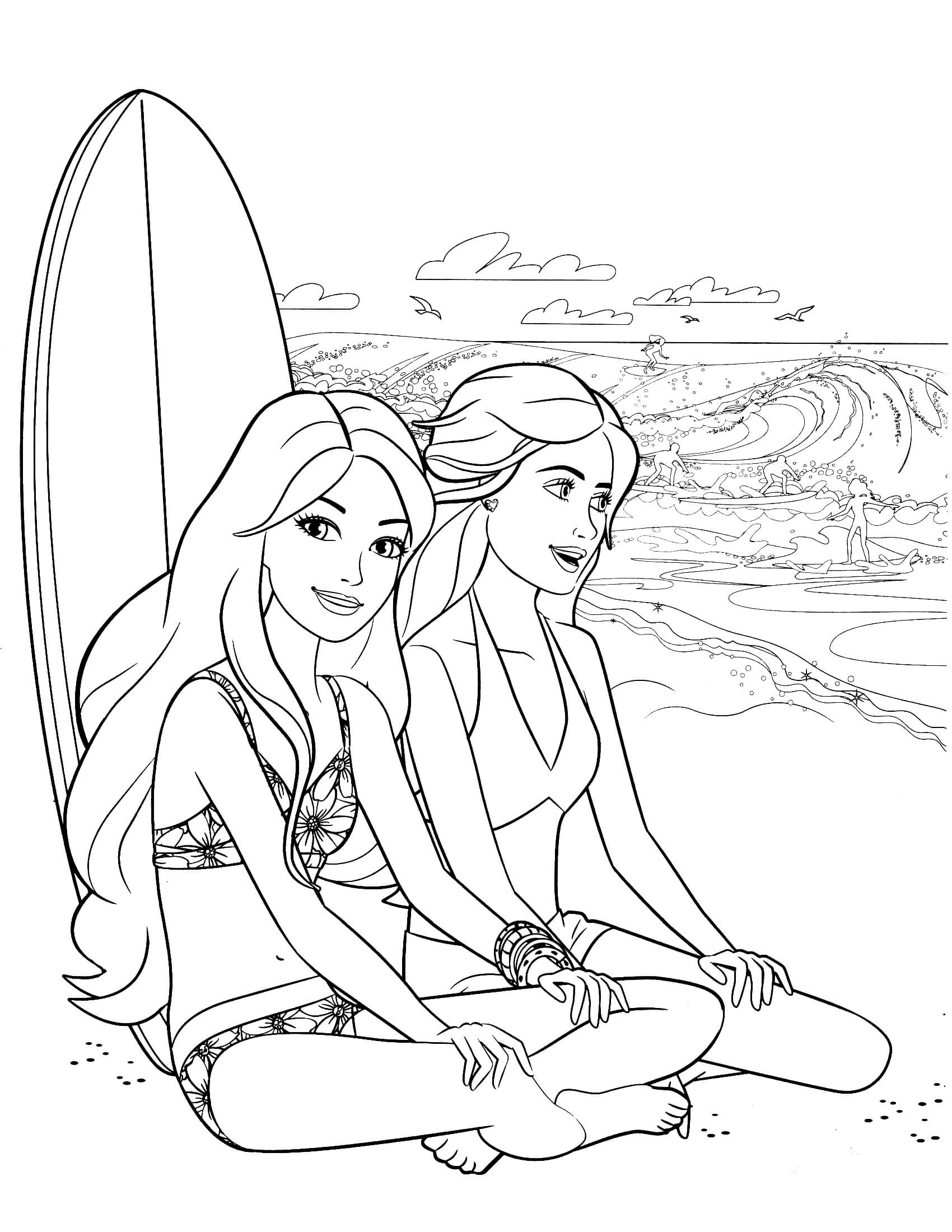 free barbie coloring pages free coloring pages barbie coloring pages barbie free pages coloring